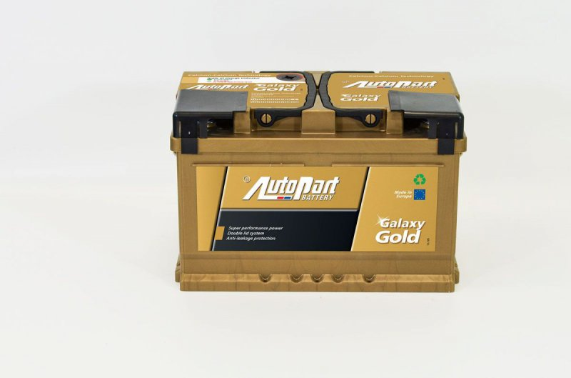 AutoPart Galaxy Gold 77 А/Ч