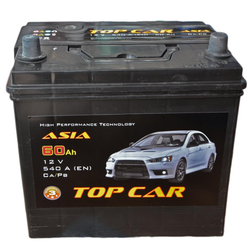 Megateks TOP CAR ASIA 60 А/Ч