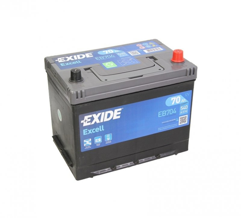 Аккумулятор Exide Excell Asia 70а/ч P EB704