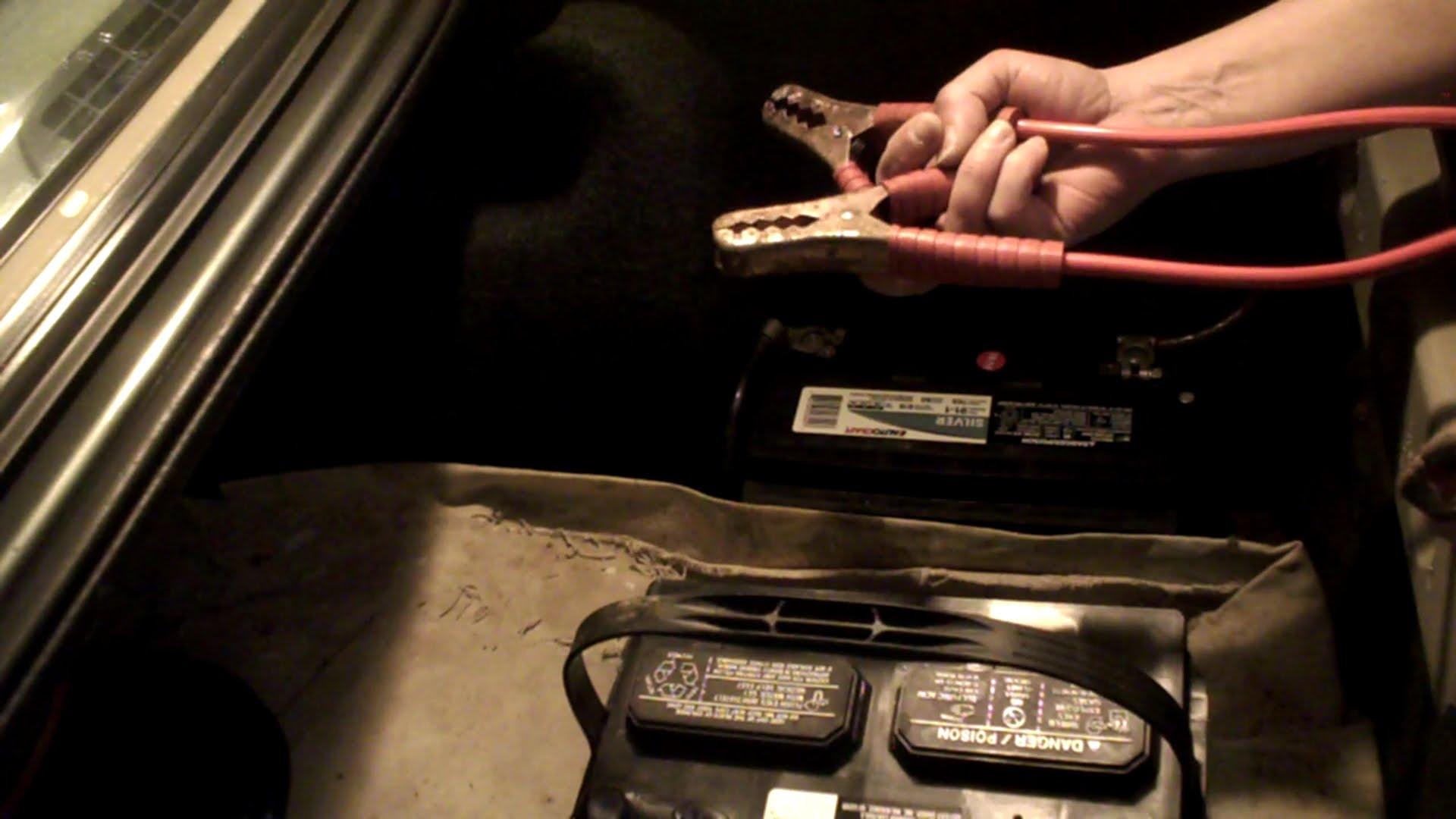аккумулятор 60 ампер