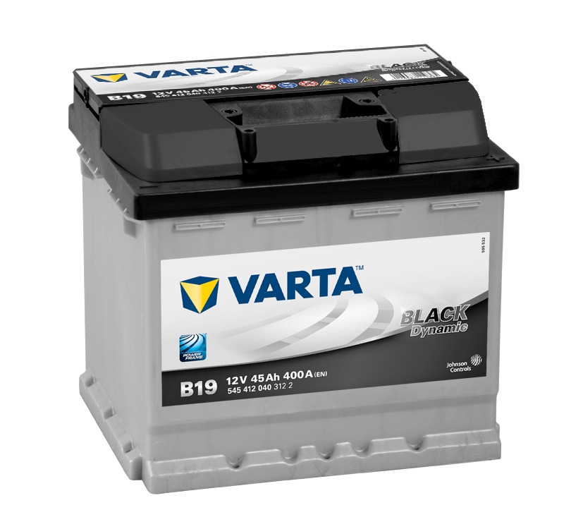Аккумулятор Varta Black Dynamic 45а/ч 545 412 040